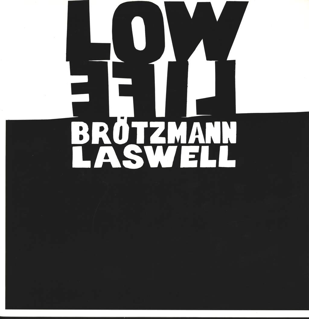 Peter Brötzmann: Low Life, LP (Vinyl)