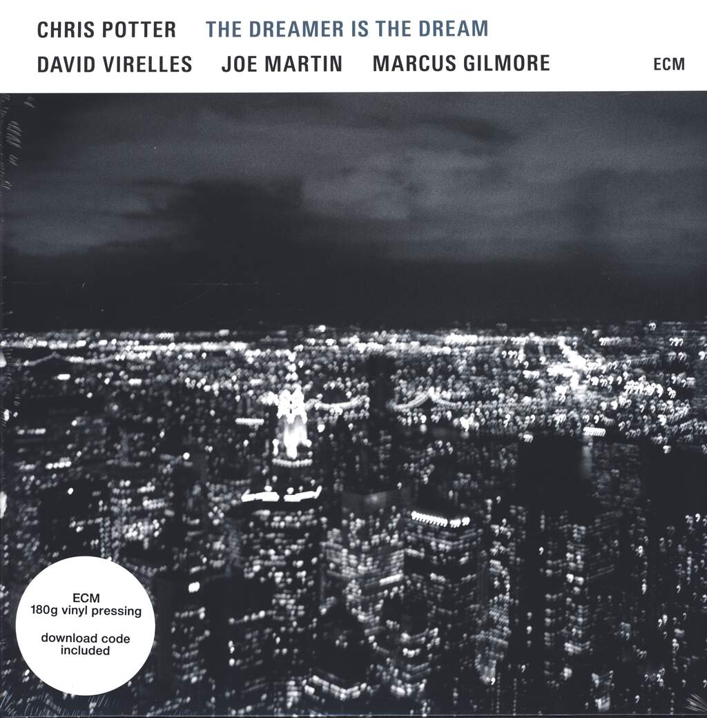 Chris Potter: The Dreamer Is The Dream, LP (Vinyl)