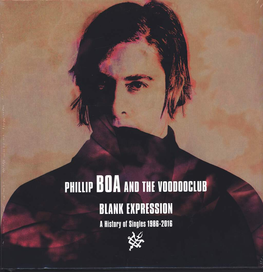 Phillip Boa & The Voodooclub: Blank Expression: A History Of Singles 1986-2016, LP (Vinyl)