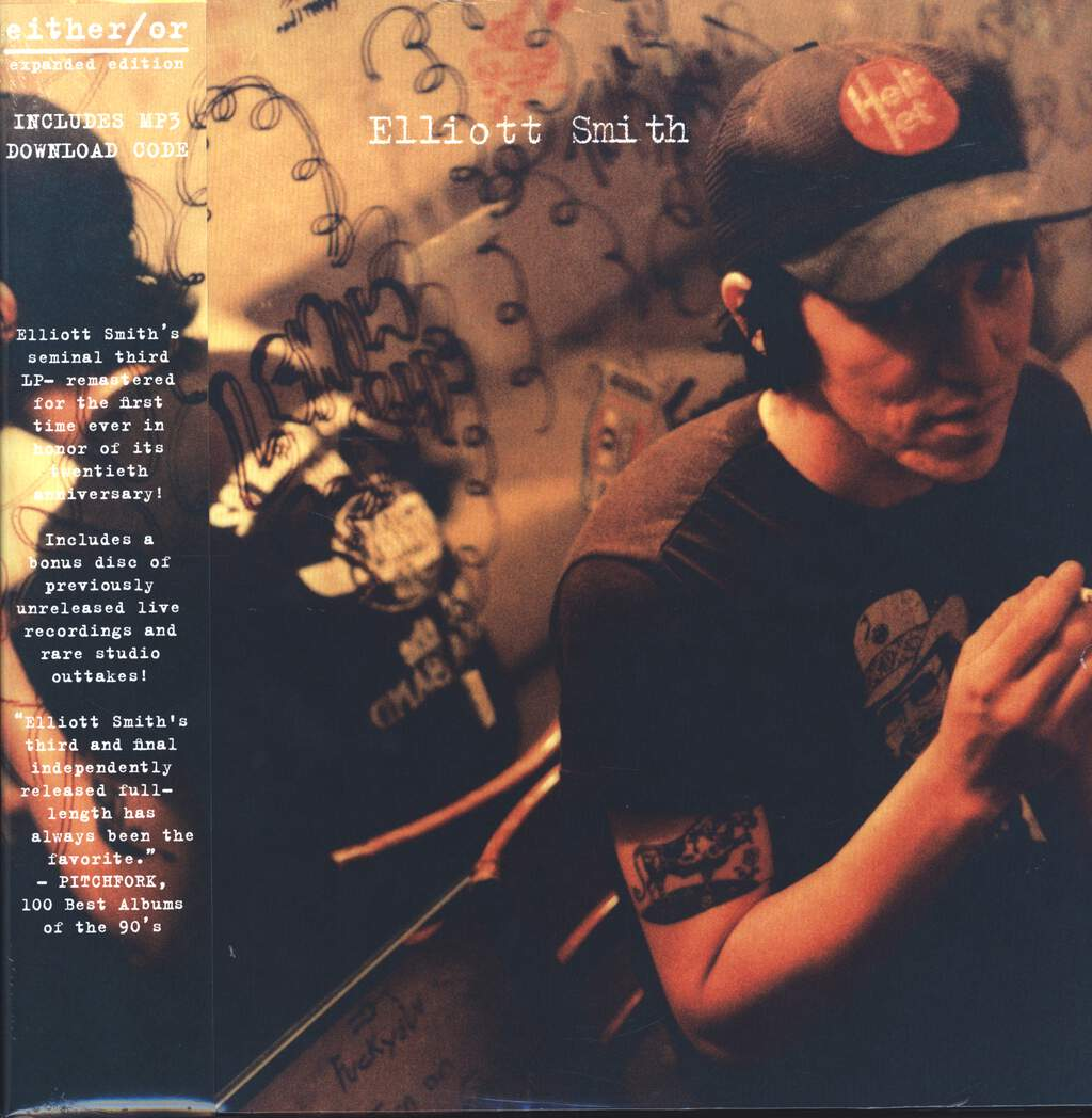 Elliott Smith: Either / Or - Expanded Edition, LP (Vinyl)