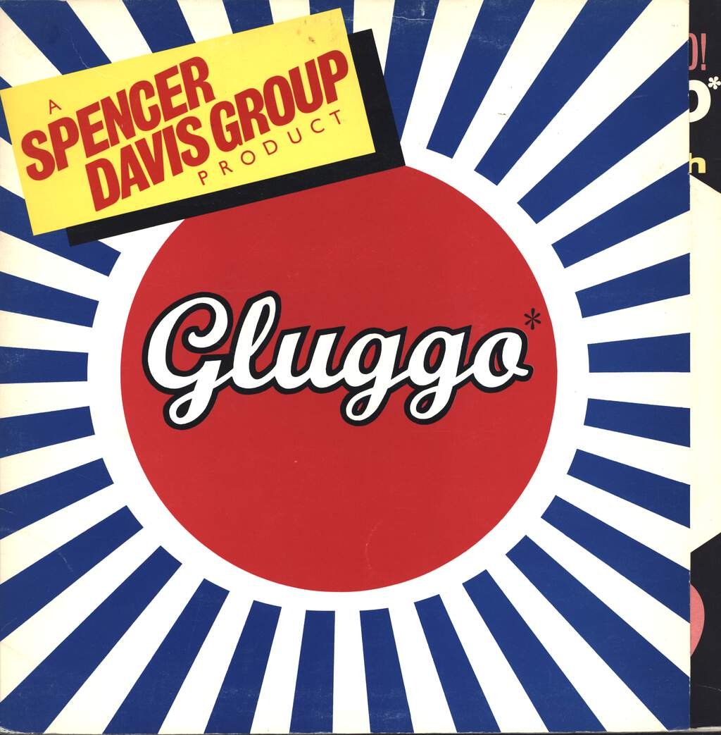 The Spencer Davis Group: Gluggo, LP (Vinyl)
