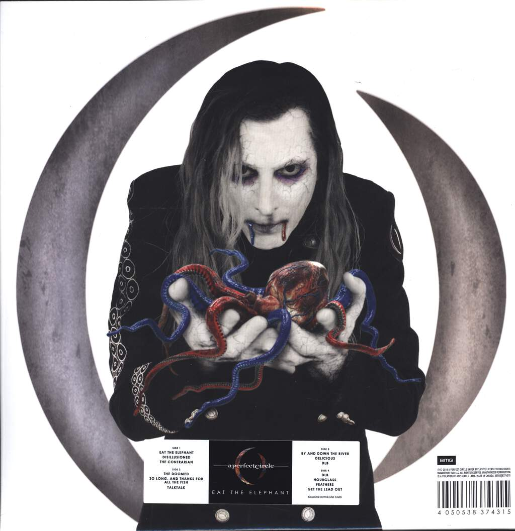 A Perfect Circle: Eat The Elephant, 2×LP (Vinyl)