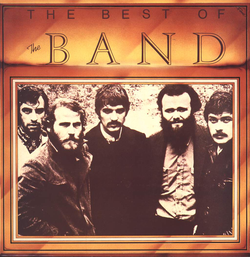 The Band: The Best Of The Band, LP (Vinyl)