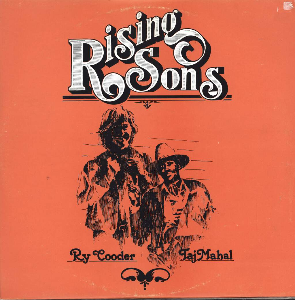 Rising Sons: Rising Sons Featuring Taj Mahal And Ry Cooder, LP (Vinyl)