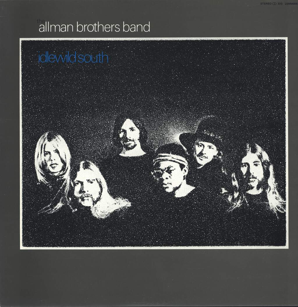 The Allman Brothers Band: Idlewild South, LP (Vinyl)