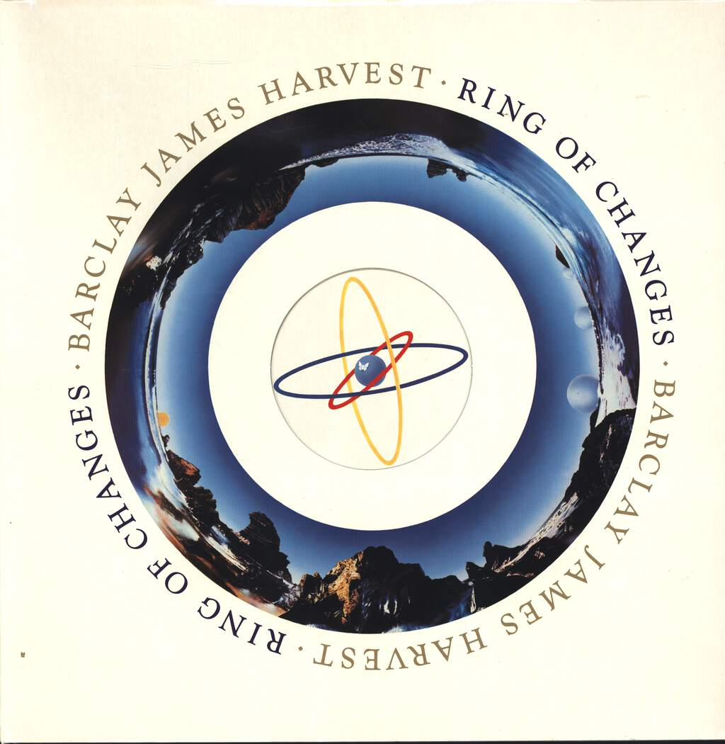 Barclay James Harvest: Ring Of Changes, LP (Vinyl)