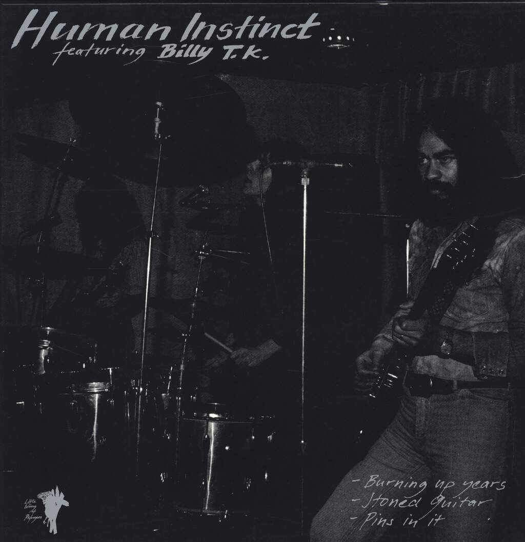 The Human Instinct: Human Instinct 1969-1971, LP (Vinyl)