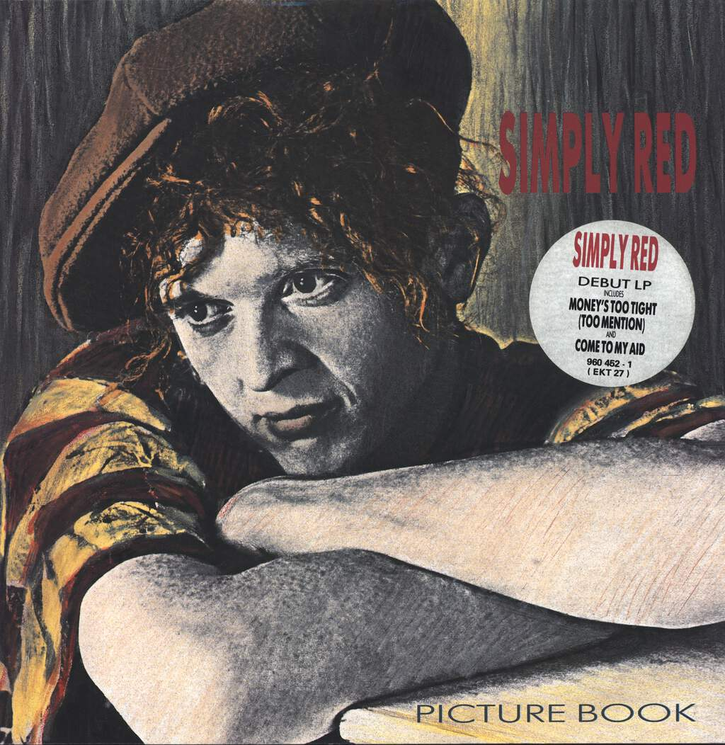 Simply Red: Picture Book, LP (Vinyl)