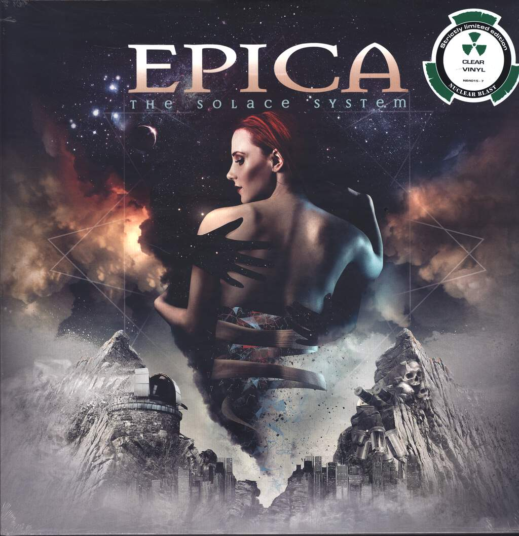 "Epica: The Solace System, 12"" Maxi Single (Vinyl)"