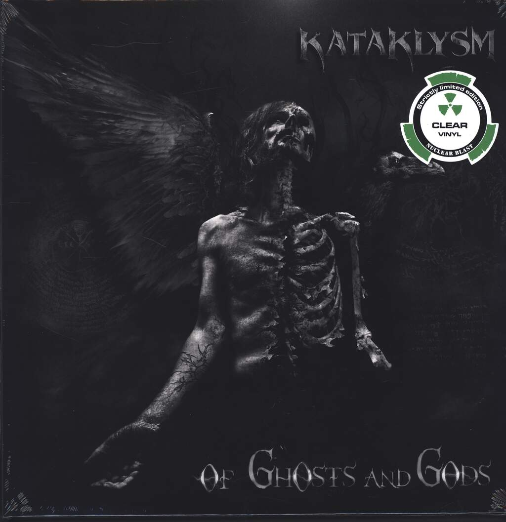 Kataklysm: Of Ghosts And Gods, LP (Vinyl)