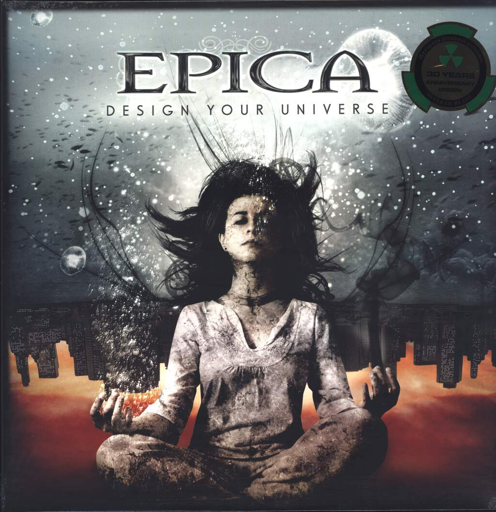 Epica: Design Your Universe, LP (Vinyl)