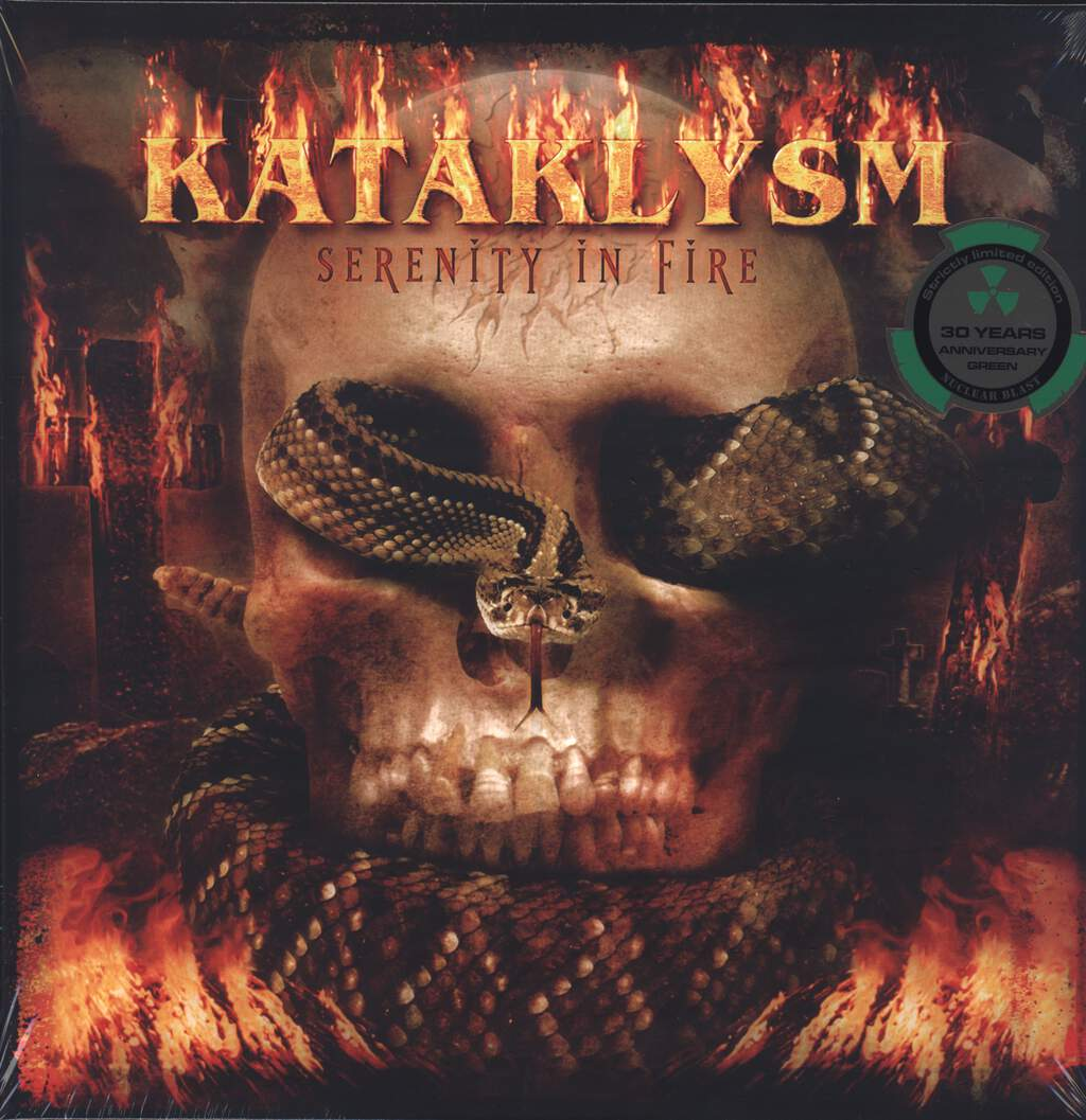 Kataklysm: Serenity In Fire, LP (Vinyl)