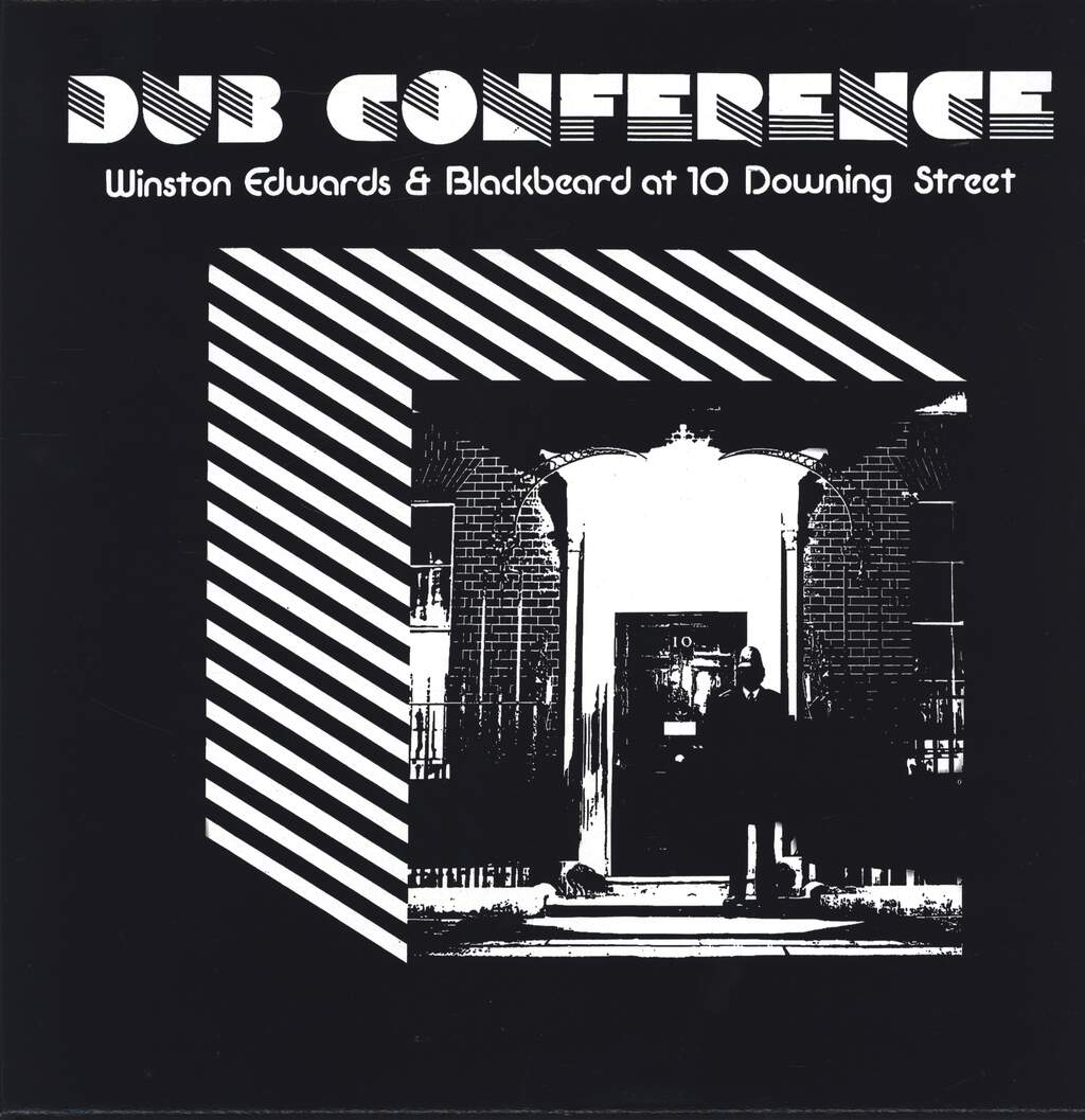 Winston Edwards: At 10 Downing Street - Dub Conference, LP (Vinyl)