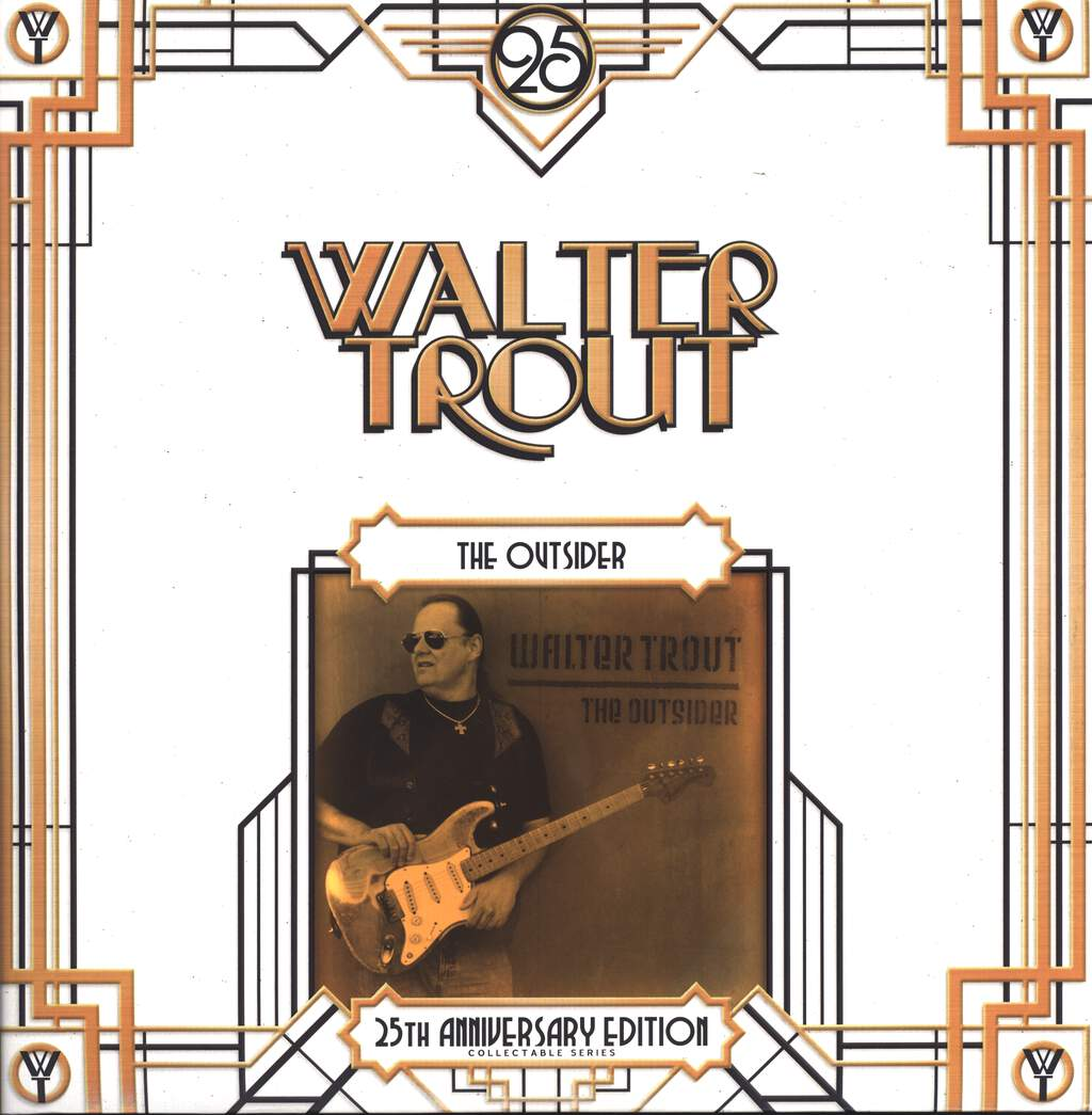 Walter Trout: The Outsider, LP (Vinyl)