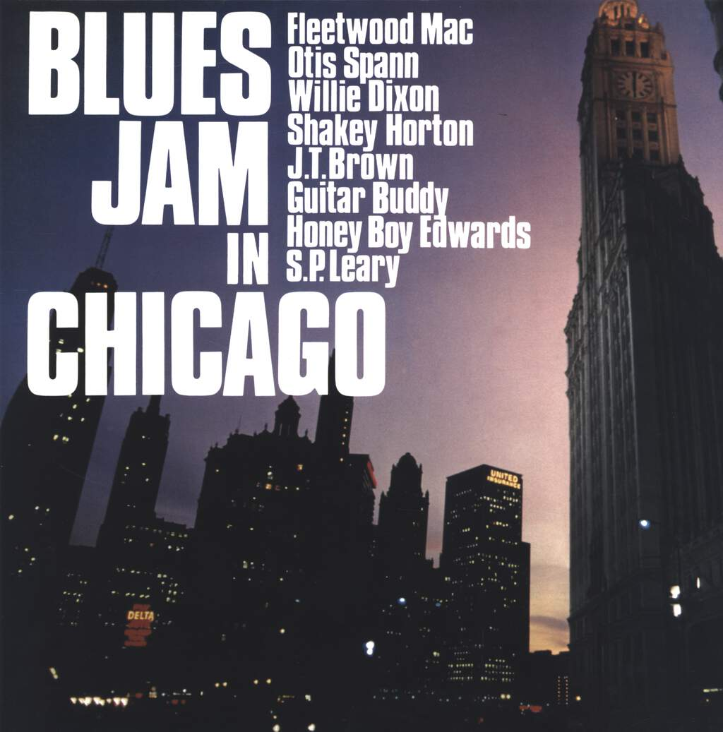 Fleetwood Mac: Blues Jam In Chicago, LP (Vinyl)