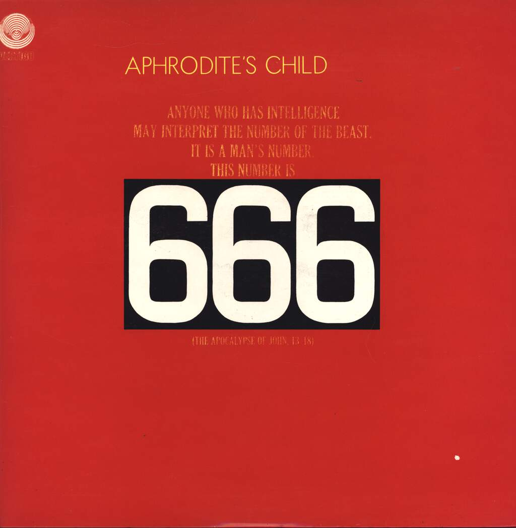 Aphrodite's Child: 666, LP (Vinyl)
