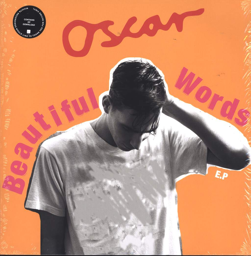"Oscar: Beautiful Words, 12"" Maxi Single (Vinyl)"