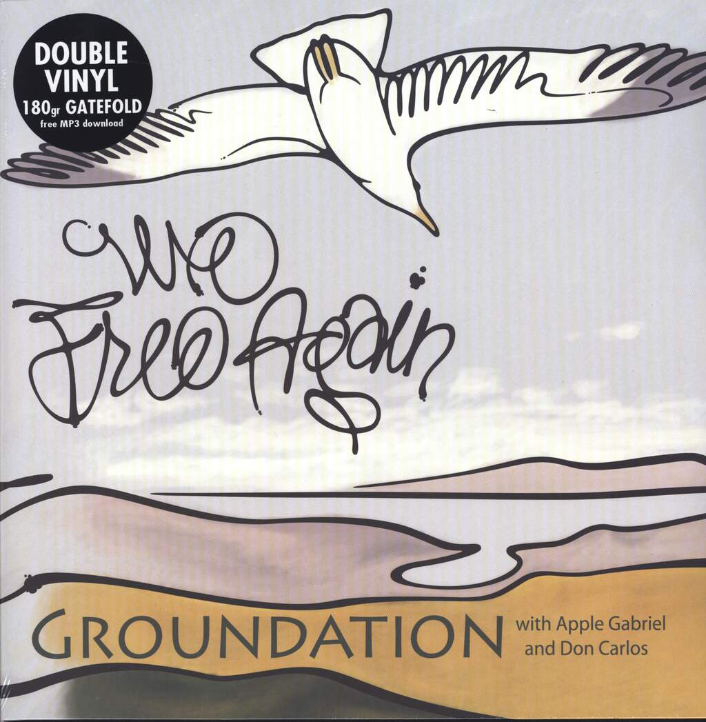 Groundation: We Free Again, LP (Vinyl)