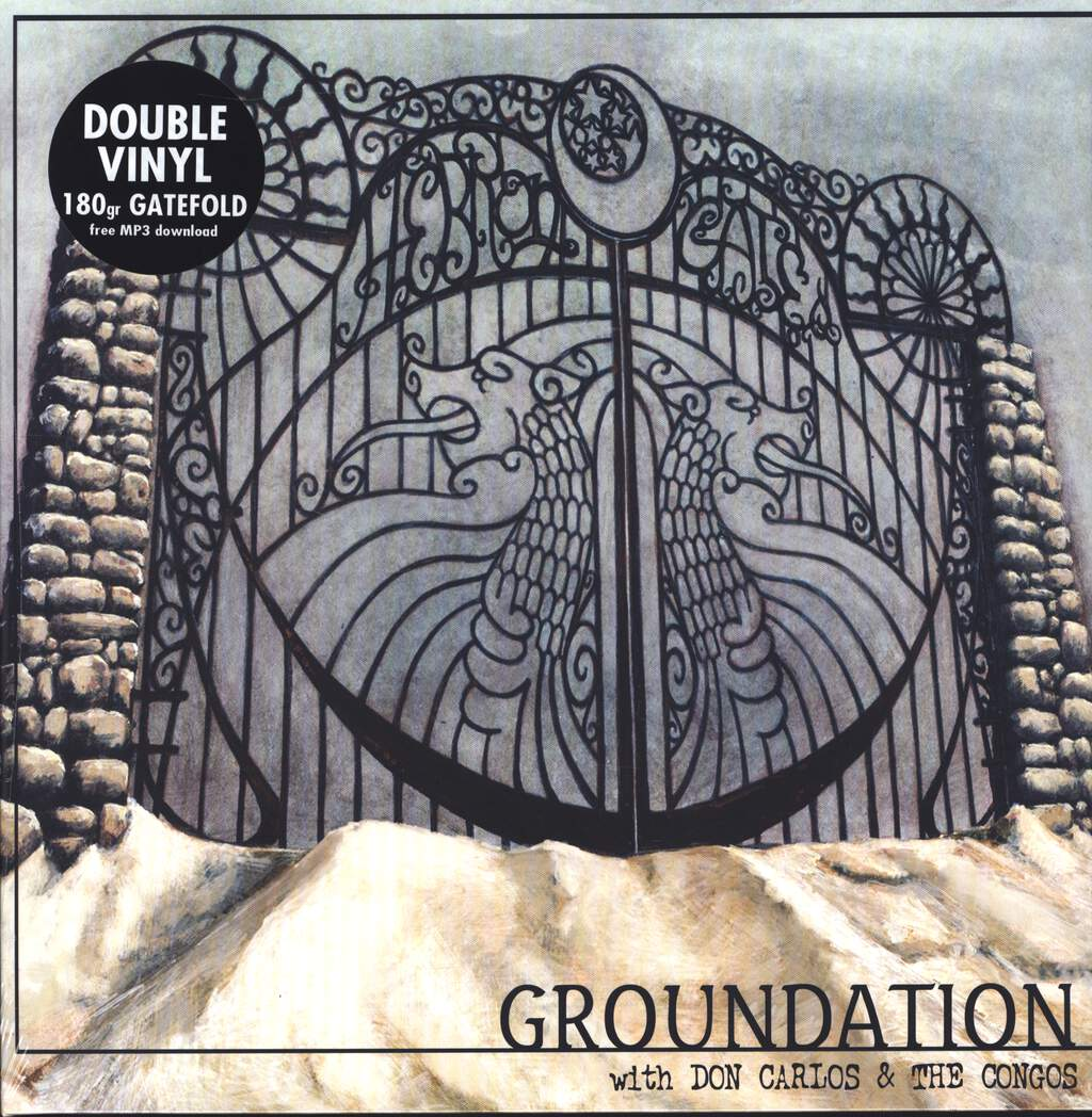 Groundation: Hebron Gate, LP (Vinyl)