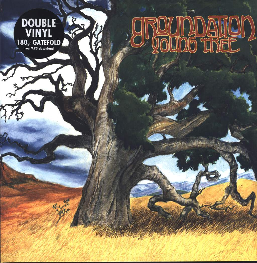 Groundation: Young Tree, LP (Vinyl)