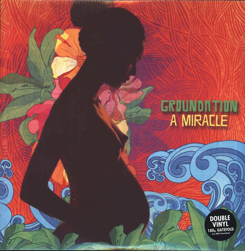 Groundation: A Miracle, LP (Vinyl)