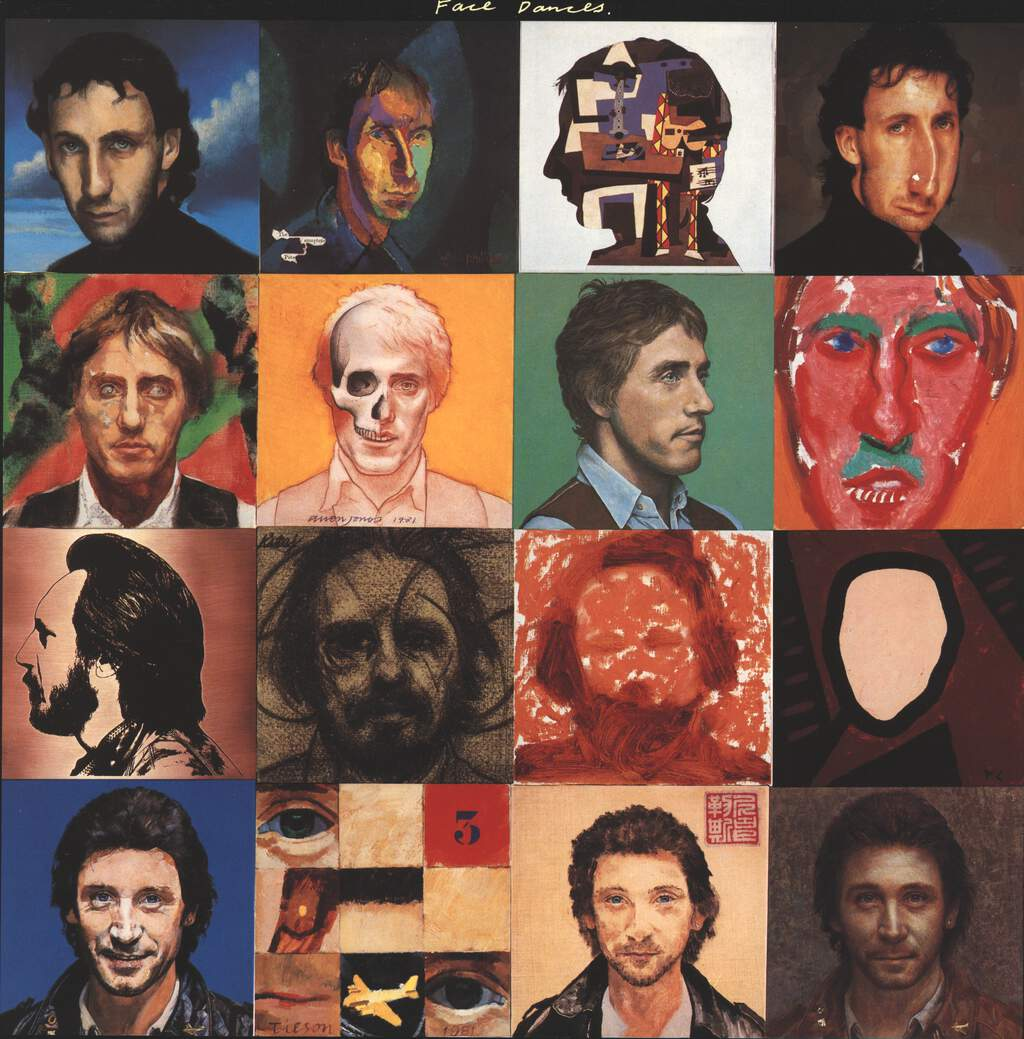 The Who: Face Dances, LP (Vinyl)