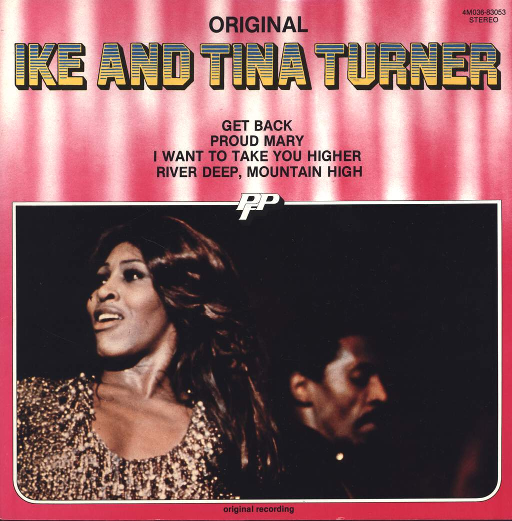 Ike & Tina Turner: Original Ike And Tina Turner, LP (Vinyl)