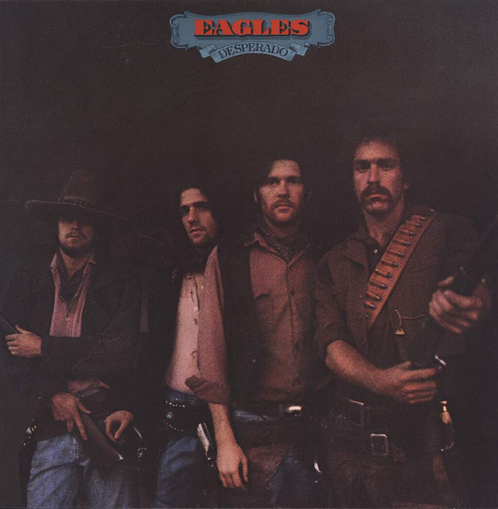 Eagles: Desperado, LP (Vinyl)