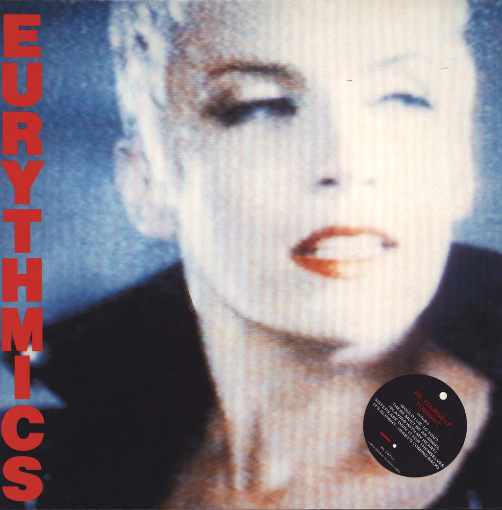 Eurythmics: Be Yourself Tonight, LP (Vinyl)