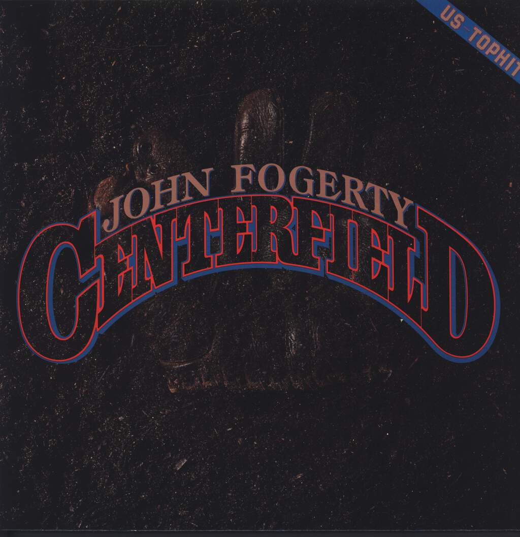 John Fogerty: Centerfield, LP (Vinyl)