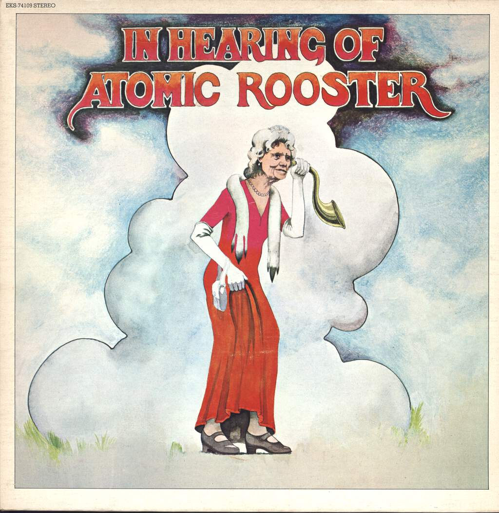 Atomic Rooster: In Hearing Of, LP (Vinyl)