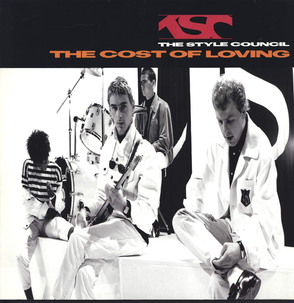 The Style Council: The Cost Of Loving, LP (Vinyl)