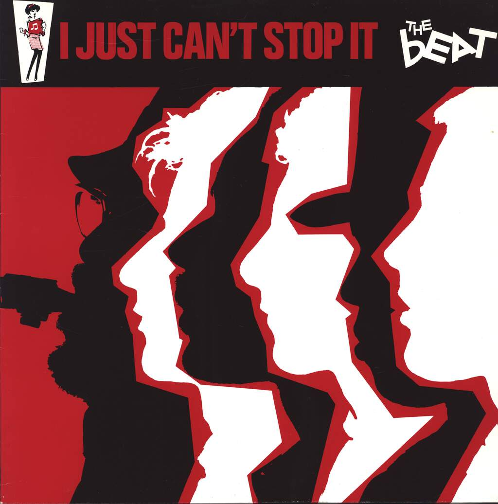 The Beat: I Just Can't Stop It, LP (Vinyl)
