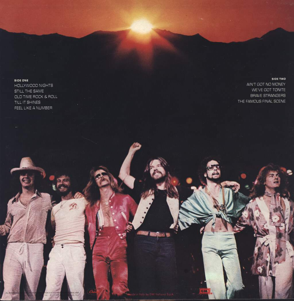 Bob Seger And The Silver Bullet Band: Stranger In Town, LP (Vinyl)