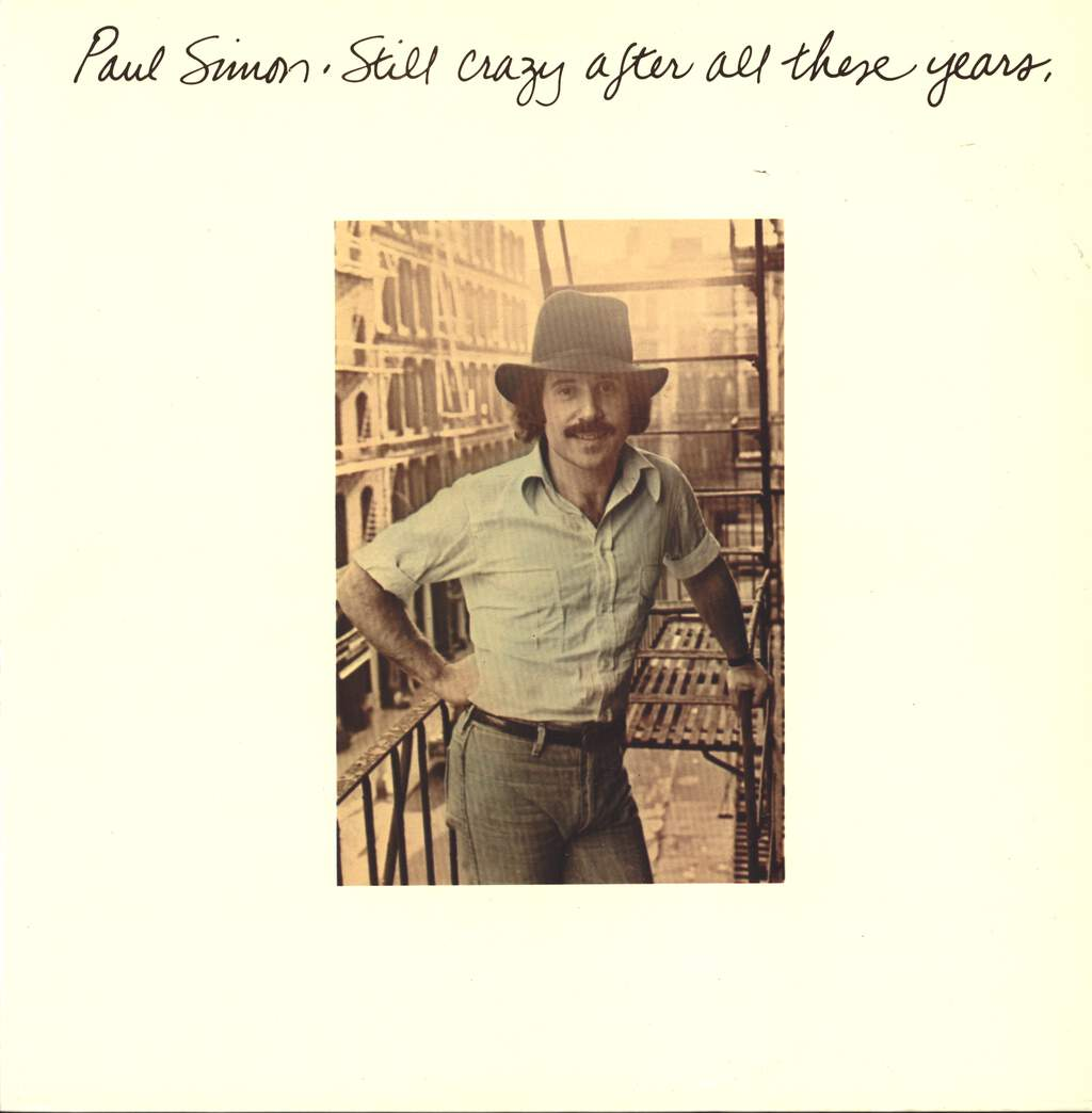 Paul Simon: Still Crazy After All These Years, LP (Vinyl)