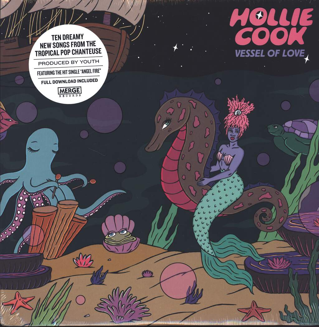 Hollie Cook: Vessel of Love, LP (Vinyl)