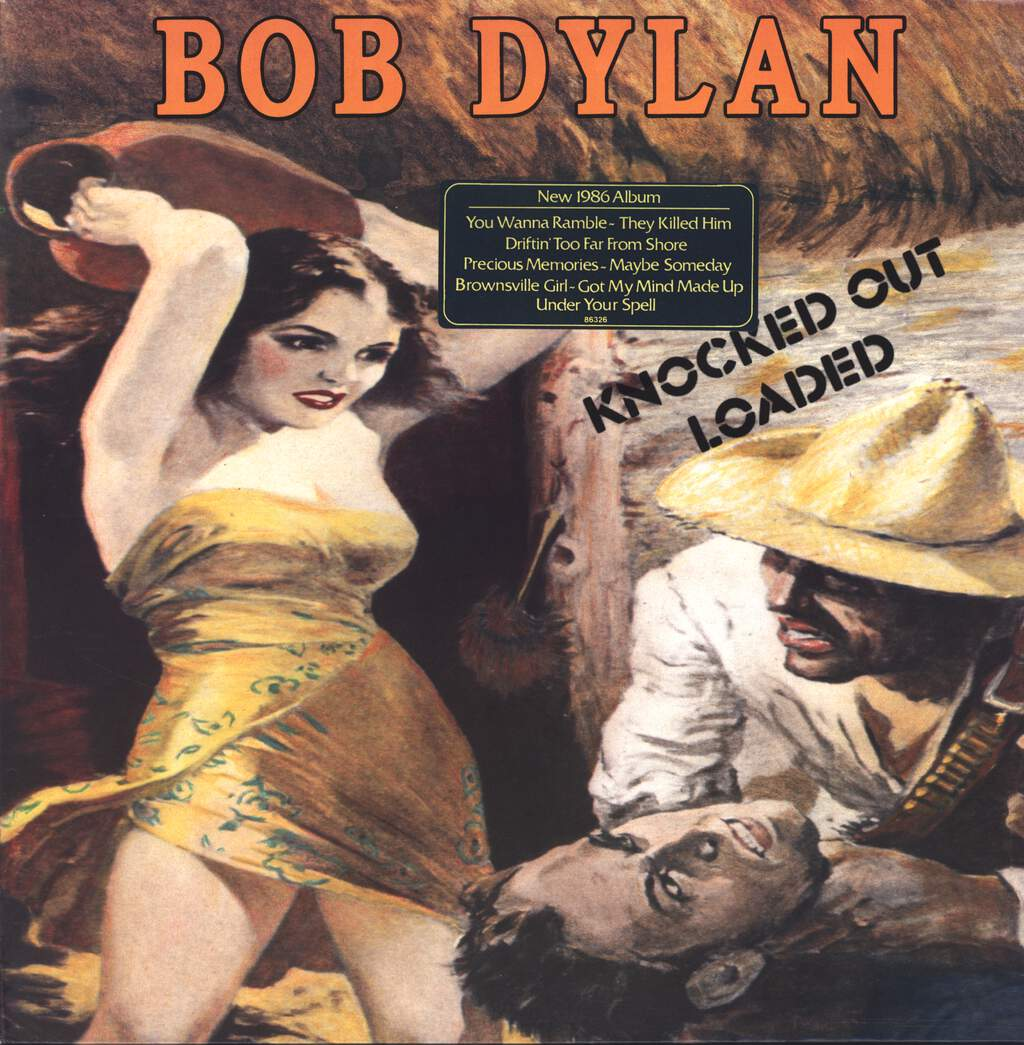 Bob Dylan: Knocked Out Loaded, LP (Vinyl)