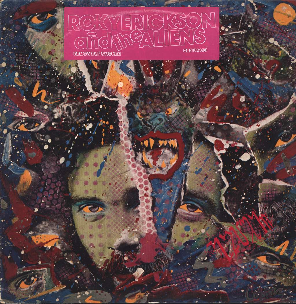Roky Erickson And The Aliens: Roky Erickson And The Aliens, LP (Vinyl)