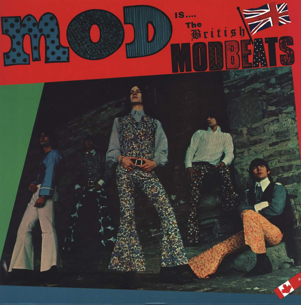 The British Modbeats: Mod Is ... The British Modbeats, LP (Vinyl)