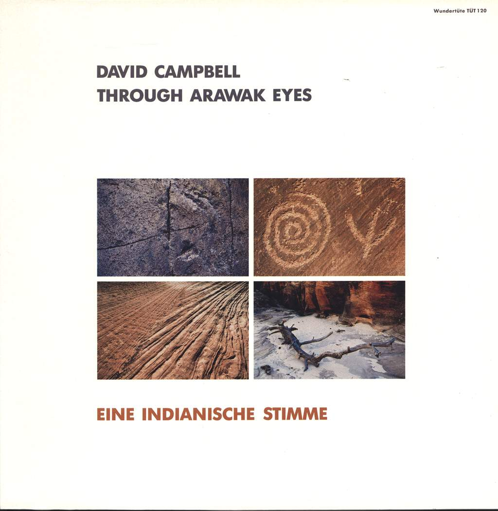 David Campbell: Through Arawak Eyes, LP (Vinyl)