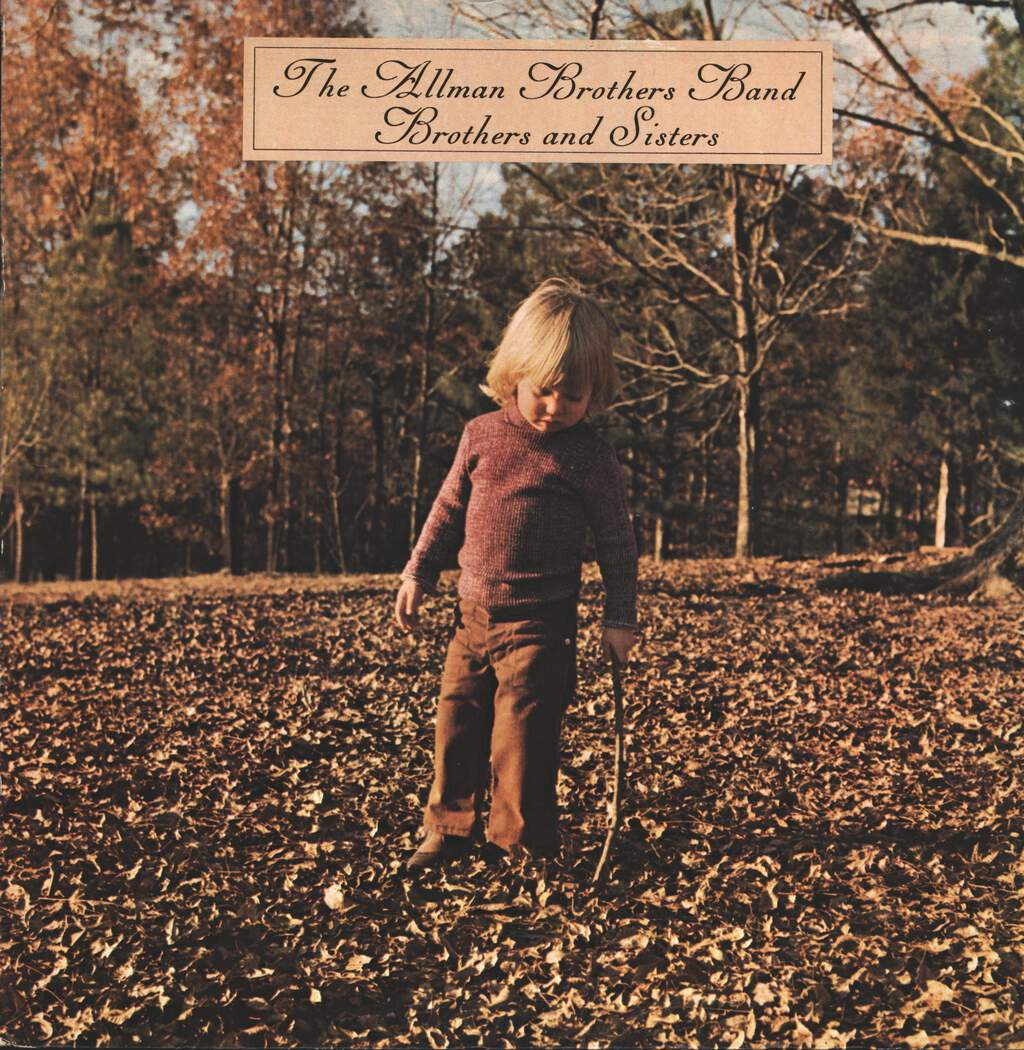 The Allman Brothers Band: Brothers And Sisters, LP (Vinyl)