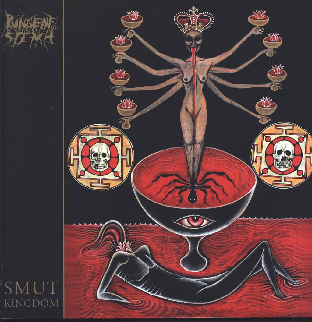 Pungent Stench: Smut Kingdom, LP (Vinyl)