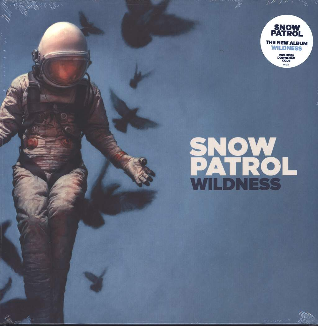 Snow Patrol: Wildness, LP (Vinyl)