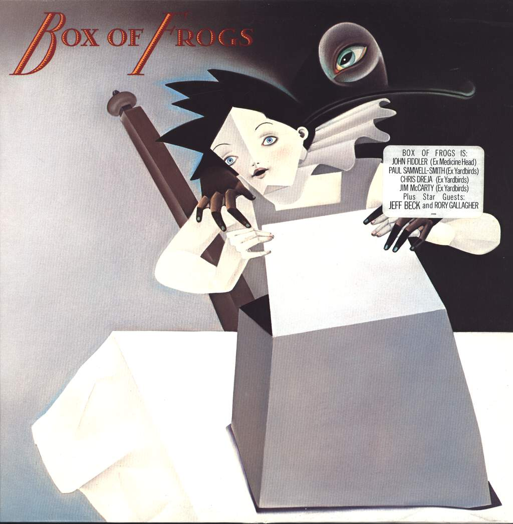 Box Of Frogs: Box Of Frogs, LP (Vinyl)