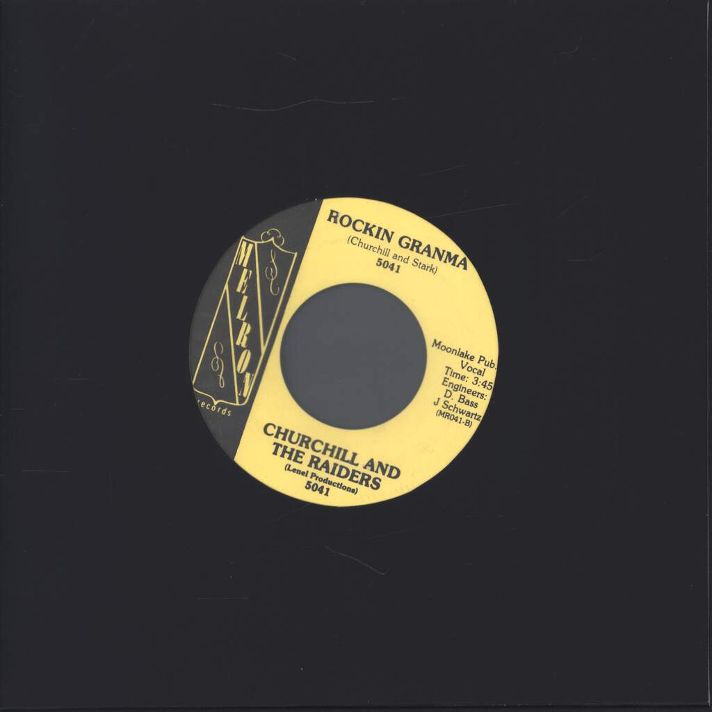 "The Intentions: I'm In Love With A Go Go Girl/ Rockin Granma, 7"" Single (Vinyl)"
