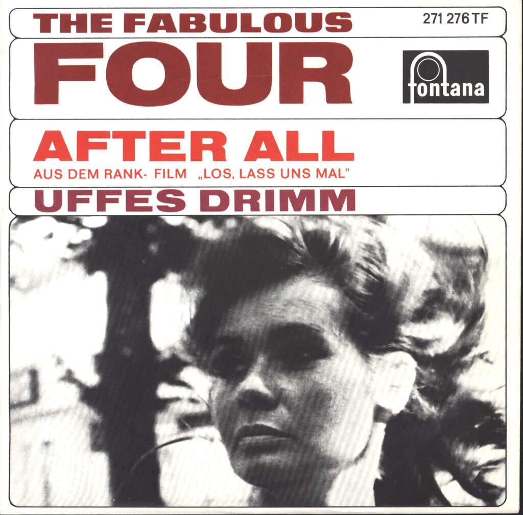"Fabulous Four: After All, 7"" Single (Vinyl)"
