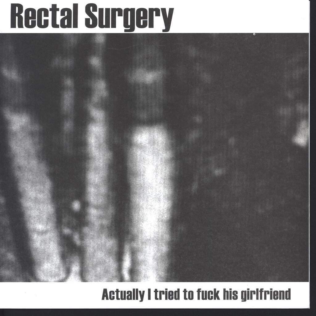 "Rectal Surgery: Split, 7"" Single (Vinyl)"
