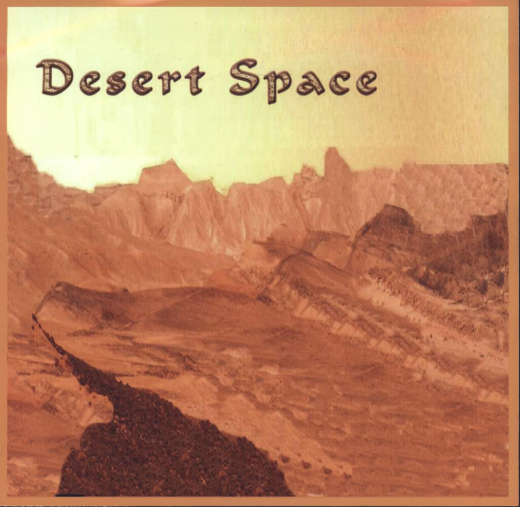 Various: Desert Space, CD