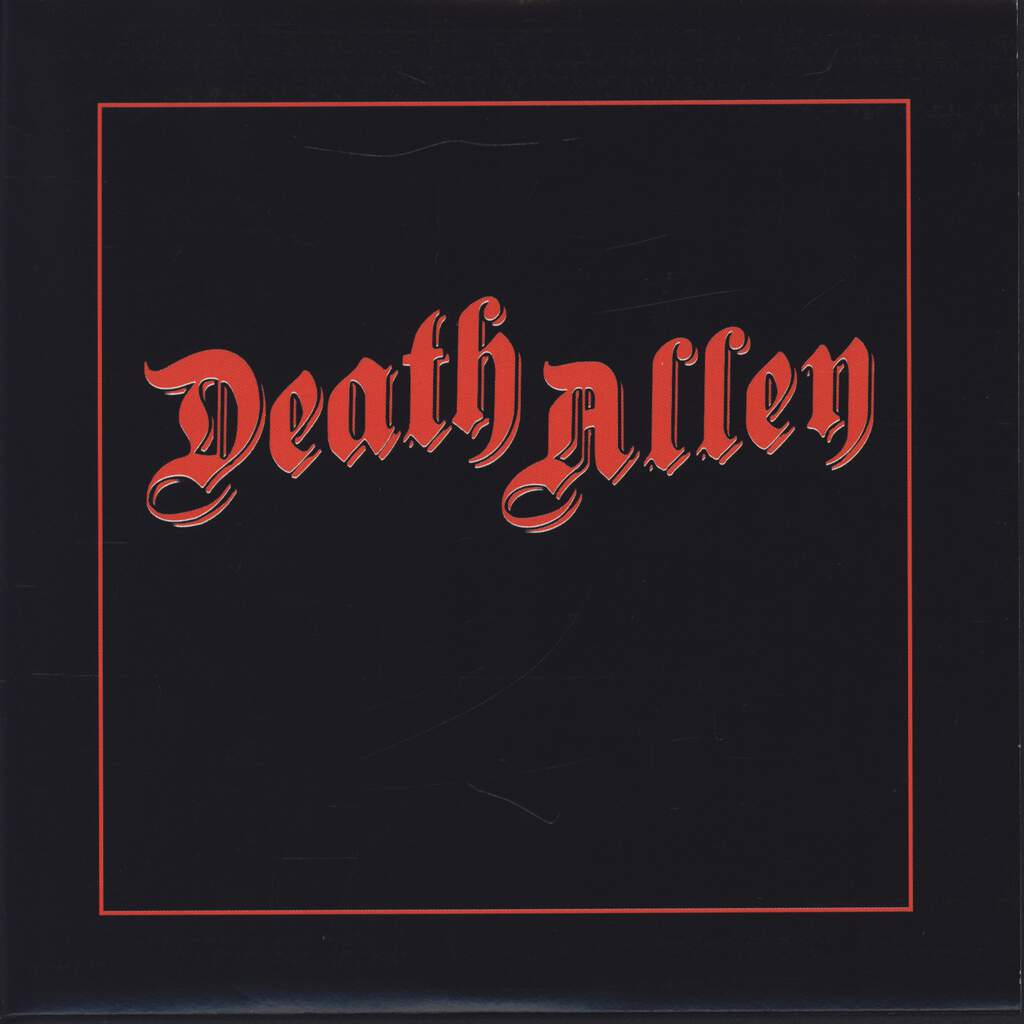 "Death Alley: Over Under / Dead Man's Bones, 7"" Single (Vinyl)"