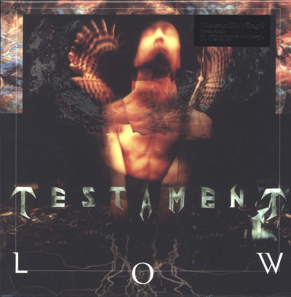 Testament: Low, LP (Vinyl)
